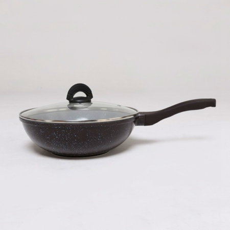 Nonstick Anodized 12-inch Chef Skillet