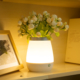 Dimmable Table Lamp with Touch-Sensor and Multiple Colors