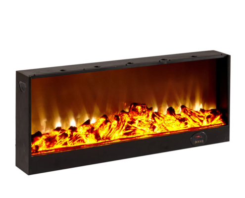 Programmable Electric Fireplace