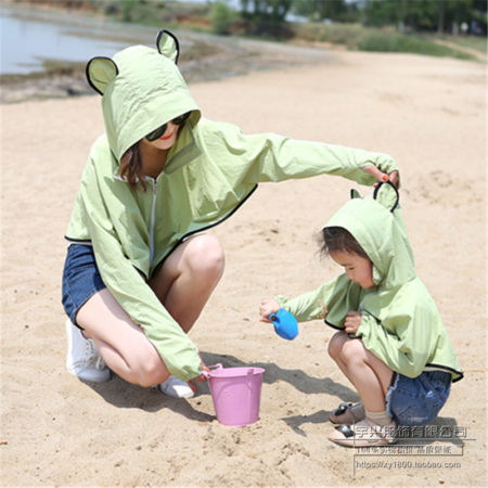 Variety of Matching Parent-Child Clothing