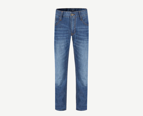Men's Relaxed Fit Denim Jeans