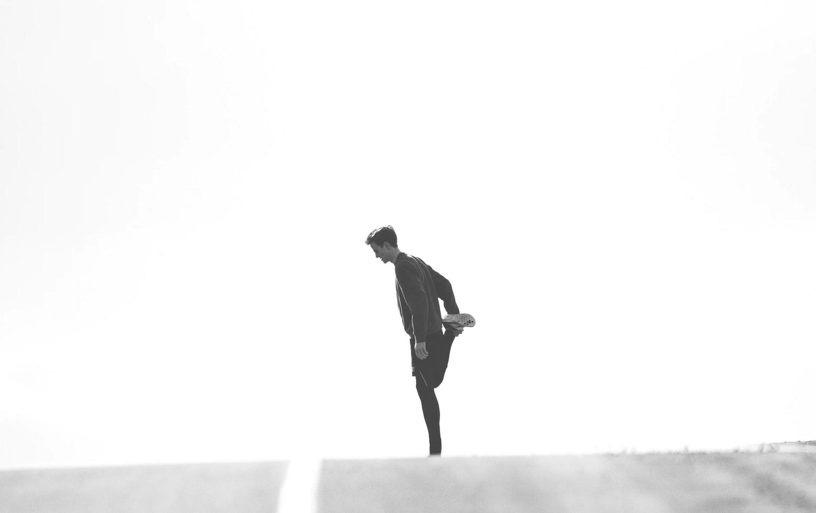 The Mysticism of Running