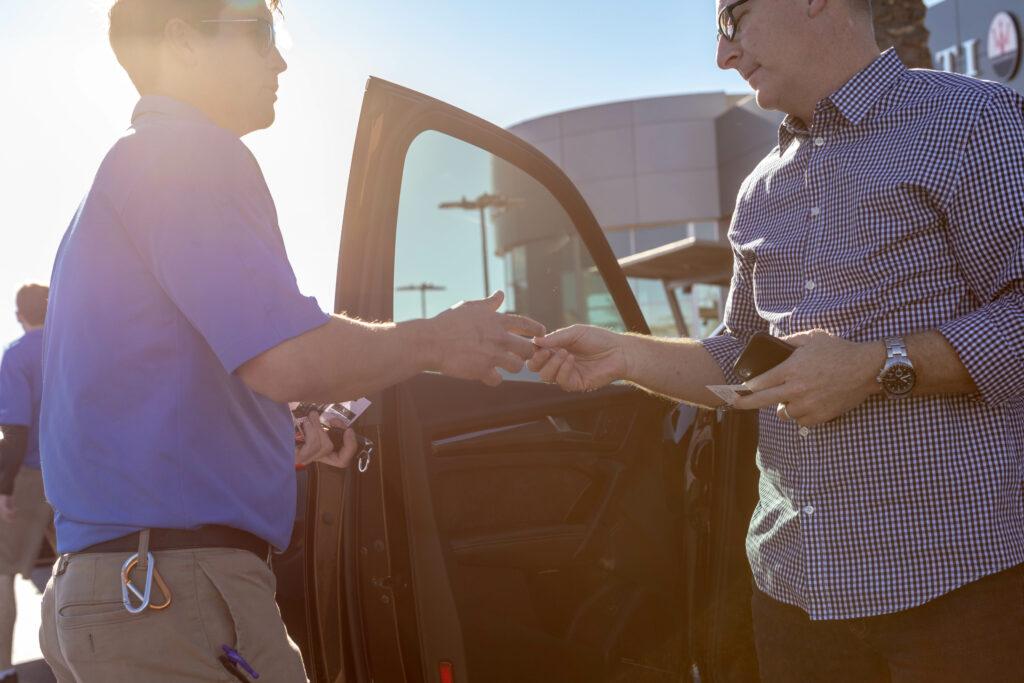 valet parking companies