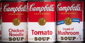 Demand Management Benchmarking at Campbell's