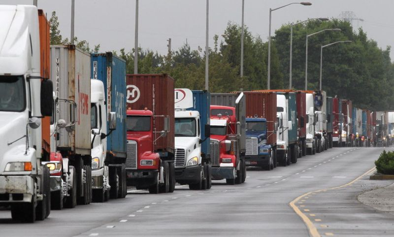 Truck Congestion Impacts Driver Pay