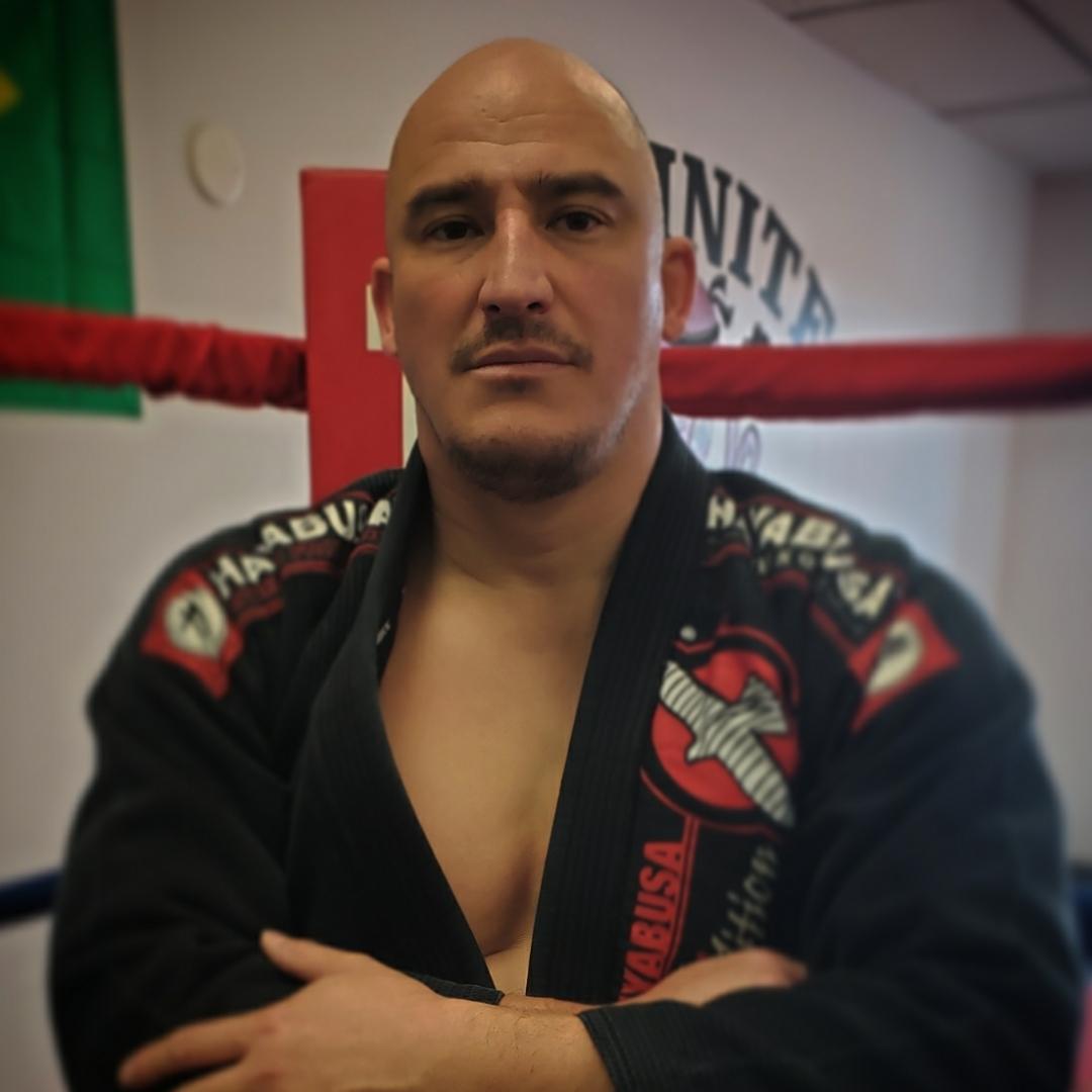 Jiu-Jitsu Coach