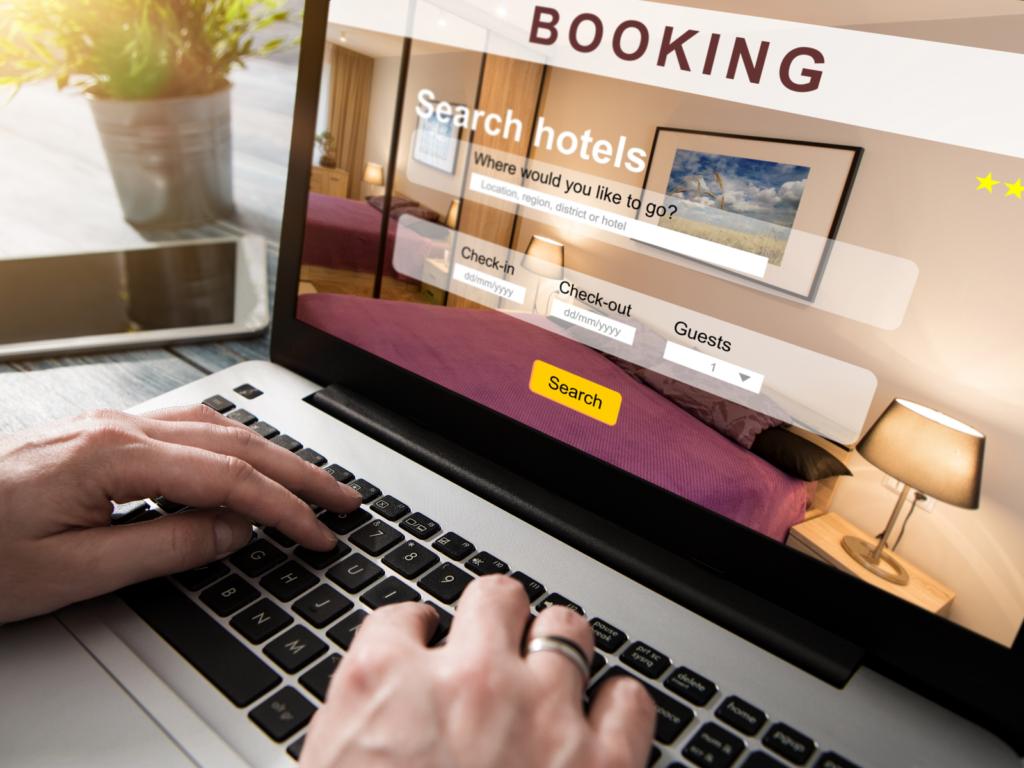 Reserva en la Web de Hotel