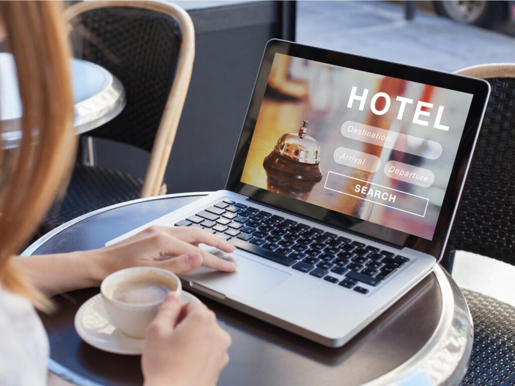 hotel online marketing strategy
