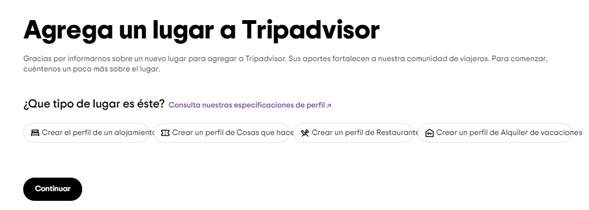Como Publicar Hotel en Tripadvisor