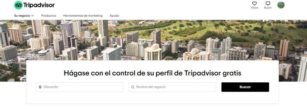 Después de 24 horas aparecerá publicado el Hotel en Tripadvisor