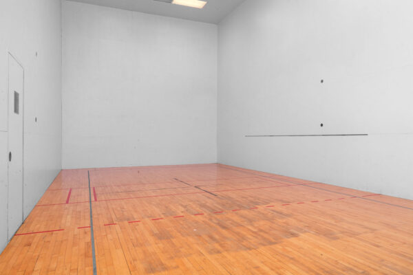 Raquetball court at Chesterfield Village Apartments