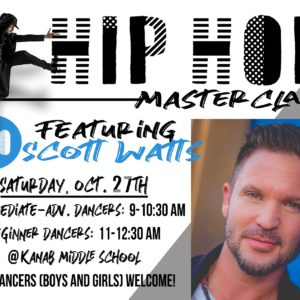 Hip Hop Master Class