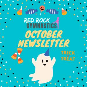 October 2019 Gymnastics Newsletter