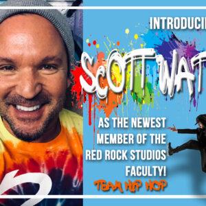 Scott Watts Joins Red Rock Studios