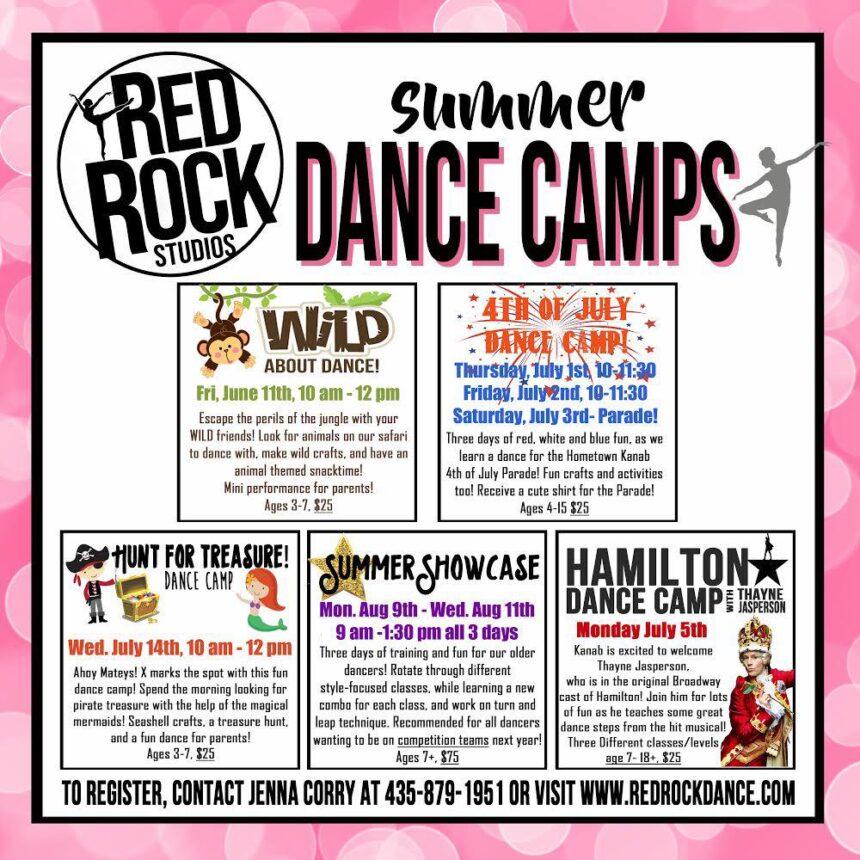 Summer Camps & Classes