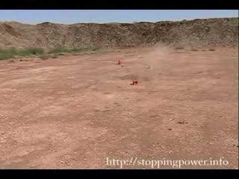 Glock 23 vs Pistol Training Cube