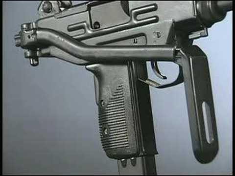 Micro Uzi Pistol