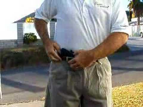 Beretta Pistol Concealment
