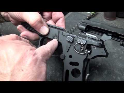 Installing a Trigger on the Sig P227