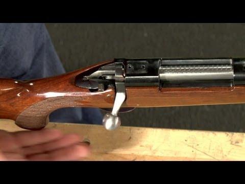 Replacing a Remington 700 Bolt Knob