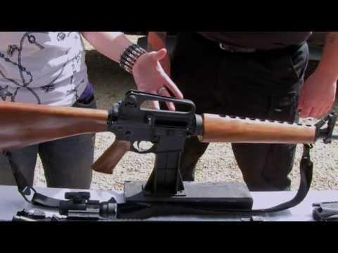 AR-15 Reaper Tactical Demo