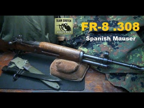 FR8 Spanish Mauser Carbine