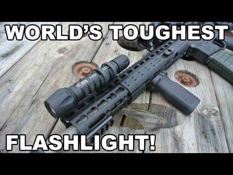World's Toughest Flashlight - Elzetta ZFL-M60