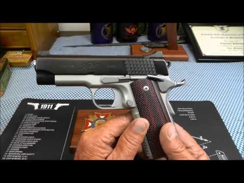 Shooting the Kimber Super Carry Pro