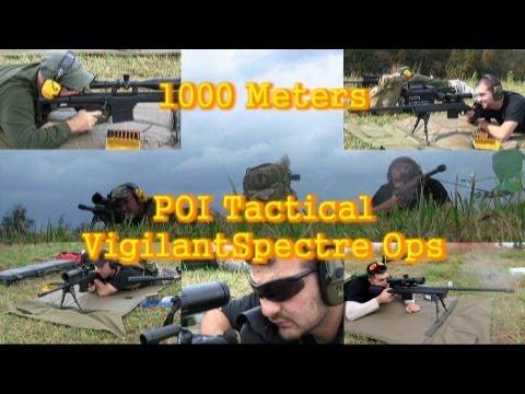 338 Lapua Magnum - 1000 Meters