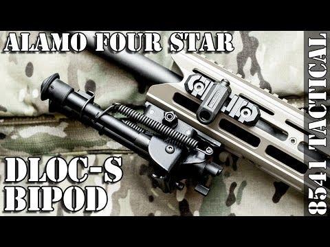 Alamo Four Star DLOC-S and SARG Knob Installation