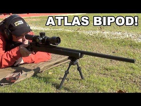 Atlas Bipod with ADM Bipod Mount