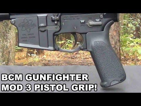 BCM Gunfighter Mod 3 Pistol Grip