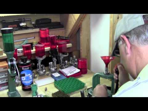 Handloading for the Webley Mk VI Revolver - Part 1