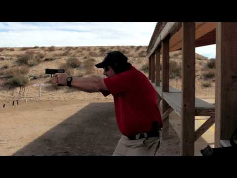 Three Types of Reloads for Semi-Automatic Handguns