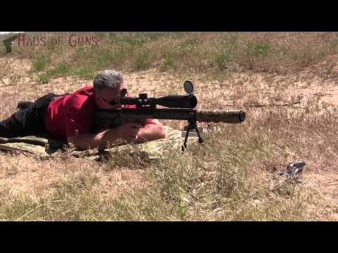 Thunder Beast Arms 338BA Suppressor
