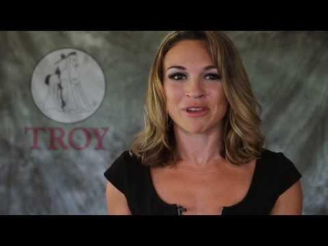 2014 Women of Troy Calendar – Molly