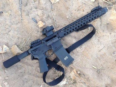 CIV Tactical Custom AR-15 Pistol