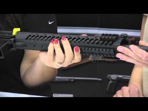 Del-Ton DTI Evolution Rifle