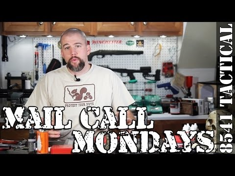 Mail Call Mondays – Muzzle Brakes, Archangel 700 Stock, iOS Databooks