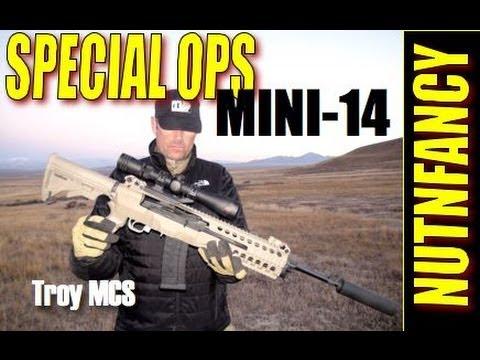 Modified Mini-14 Tactical