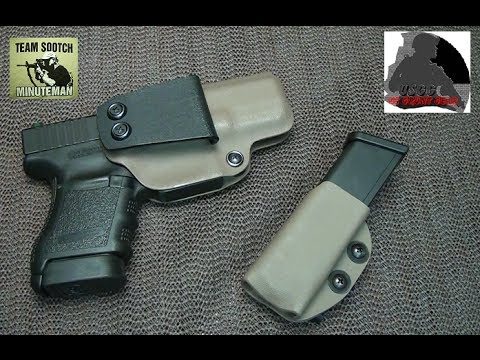 US Grunt Gear Holster for Glock Pistols
