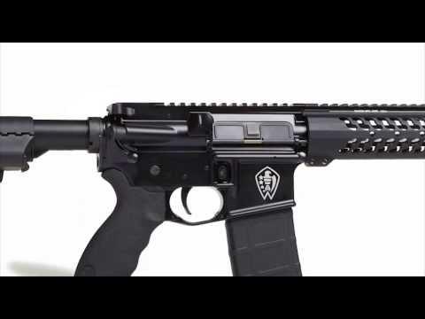 American Spirit Arms SPR Rifle