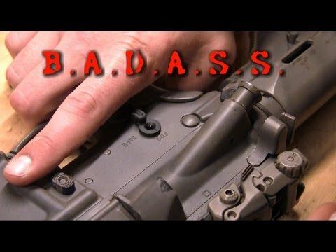 Battle Arms Development Ambidextrous Safety Selector – BAD-ASS