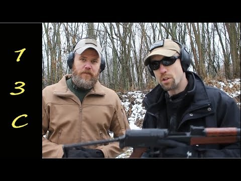 Century VZ2008 Rifle