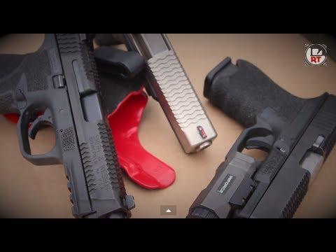 Innovative Gunfighter Solutions - Glock Slide Serrations