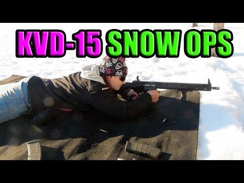 Kavod KVD-15 Rifle