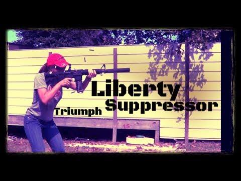 Liberty Suppressors Triumph Suppressor Review