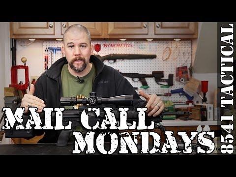 Mail Call Mondays – Semi-Automatic Precision Rifles