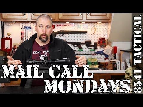 Mail Call Mondays – Semi-Autos vs Bolt Action, Mil to MOA Conversion