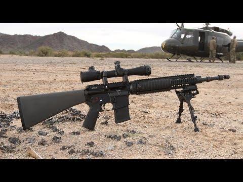 MK12 Special Purpose Rifle – Lone Survivor